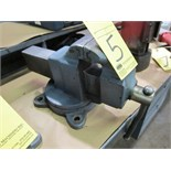 "Lot 5 - VISE, 4"", swivel base"