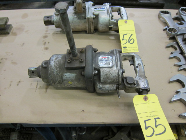 Lot 55 - PNEUMATIC IMPACT WRENCH, JET 1-1/2""