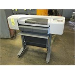 Lot 49A - PLOTTER, HEWLETT-PACKARD DESIGNJET 500