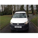 VOLKSWAGEN VW CADDY VAN 102 BLUEMOTION - 61 REG - NO VAT
