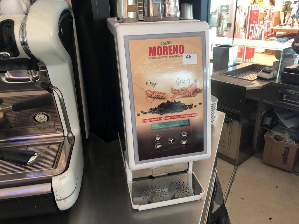 Lot 48 - N. 46 (FALL. N. 102/19 VR) MACCHINA PER CAFFE' ORZO E GINSENG