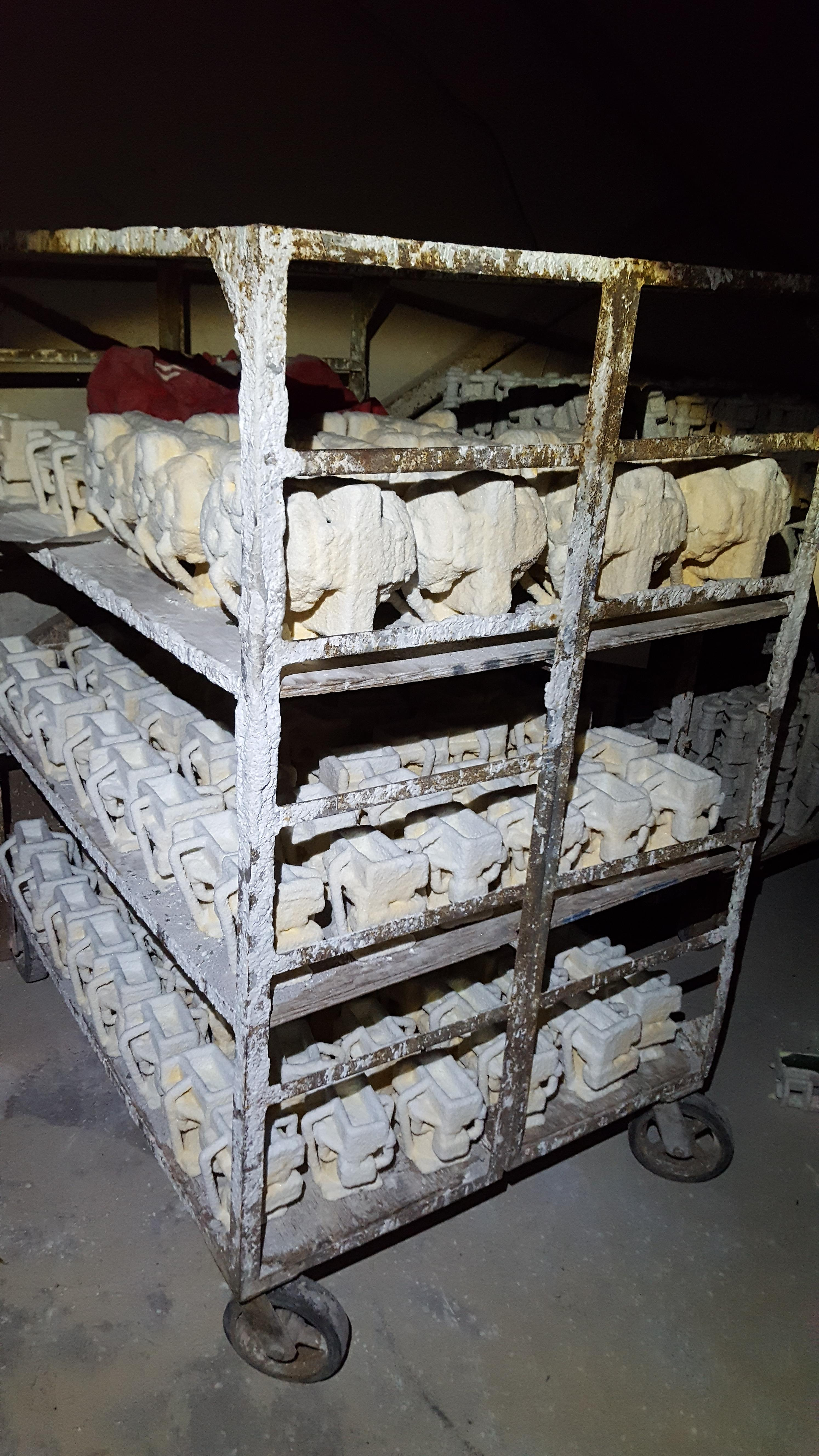 Lot 209 - ALL CARTS AND MOLDS