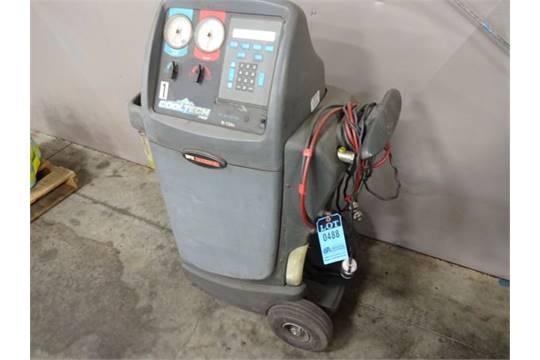 spx robinair model cooltech 700 refrigerant machine rh bidspotter com robinair cooltech 700 manual pdf Robinair 34788 Cover