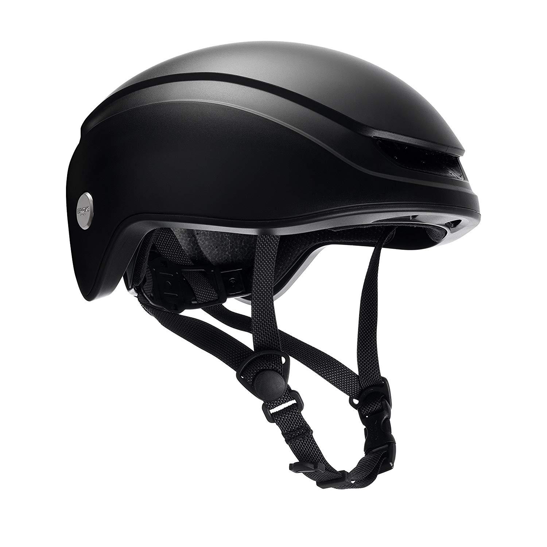 Lot 5 - Brooks England Unisex's Urban Island Helmet, Black, Medium/52-58 cm RRP £94.99