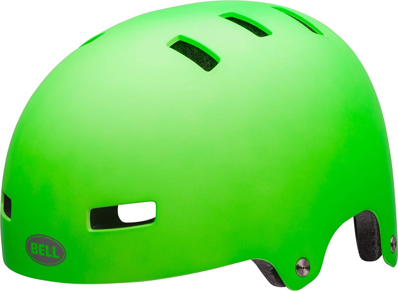 Lot 6 - BELL Span Cycling Helmet, Matt Kryptonite, Small (51-55 cm)
