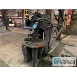 """100 TON """"C"""" FRAME PRESS WITH ASSORTED DIE ***LOCATED IN MILFORD, OHIO***"""