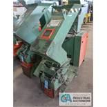 "5 H.P. GRANUTEC MODEL810LPZ-5 PLASTIC GRANULATOR TOP LOAD, 14"" X 14"" OPENING"