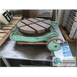 "20"" ROTARY TABLE"