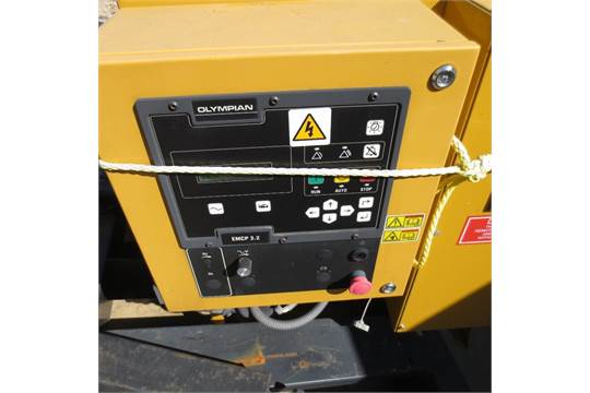 Olympian G150G1 Generator Set (for parts)