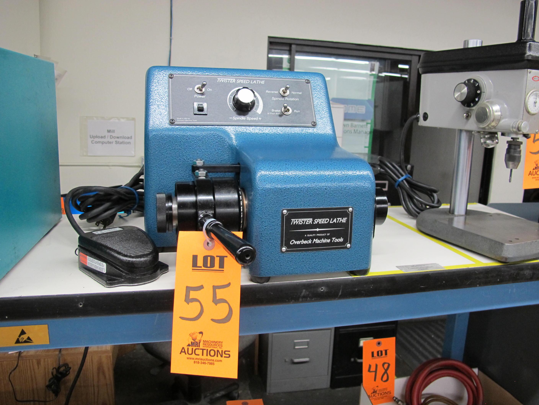 overbeck machine tools
