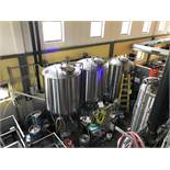 PICTURE PREVIEW BREWERY EQUIP - CANNING LINE - LABELER - (500) KEGS - TAP ROOM & KITCHEN EQUIP