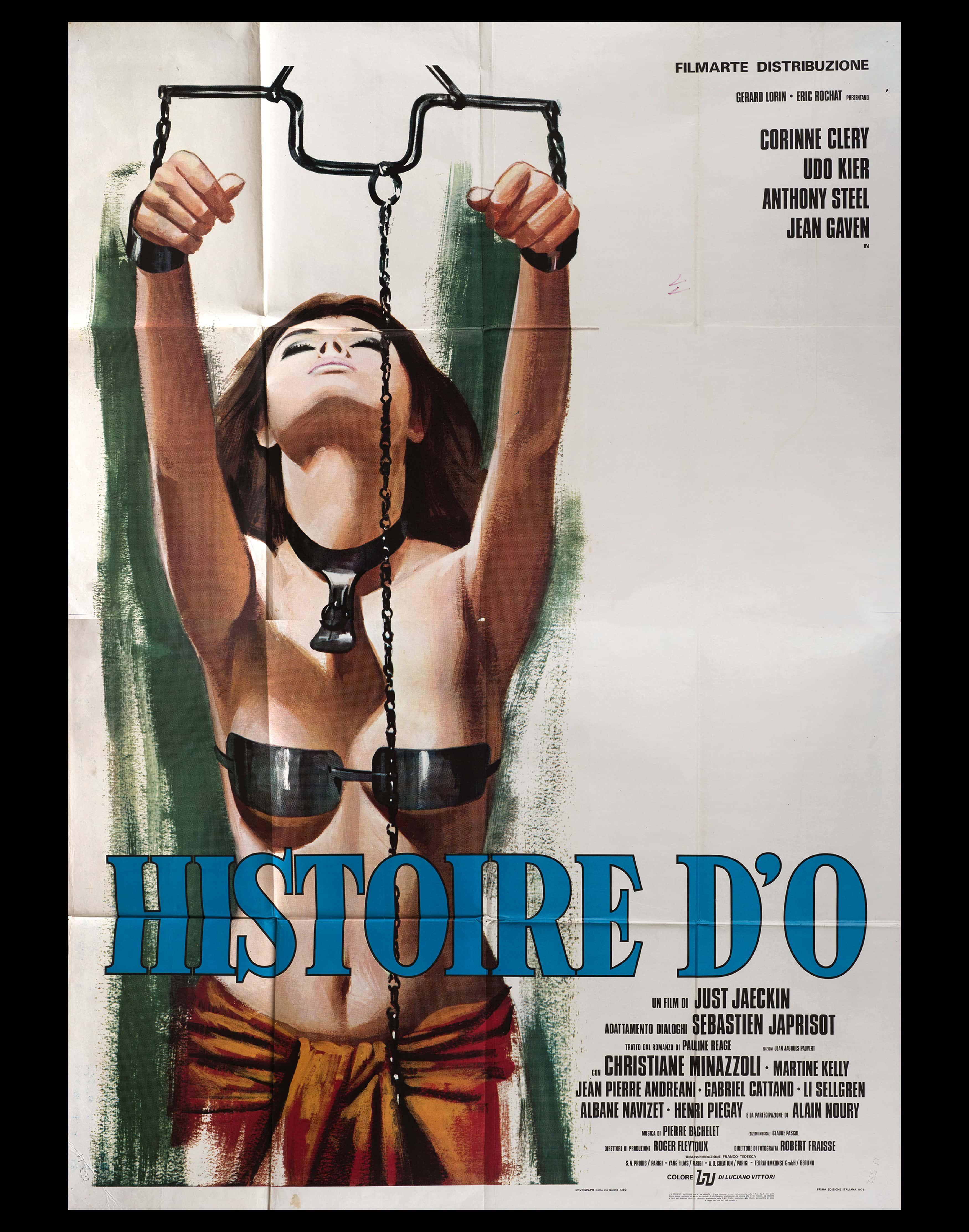Lot 704 - HISTOIRE D'O