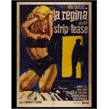 LA REGINA DELLO STRIP-TEASE