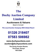 The Duchy Auction Company Limited