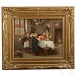 Franz Wagner - Altmeisterliches Gemälde im Stil des 17. Jhdts., 19. Jhdt.