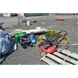 LOT - LAWN MOWER, SPREADER, EDGER, ETC