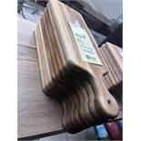 (8) Planches à découper en bois