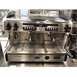 Machine à Cappuccino LA SPAZIALE Mod # S5 2 group -