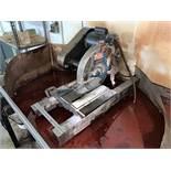 Dresser Felker Mdl. 41-A Cut-Off Machine