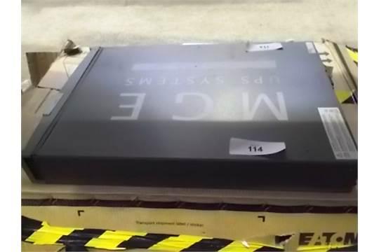EATON MGE U P S  System Pulsar M3000  Serial number