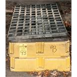 (2) Drum Spill Containment Pallets