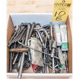 Allen Keys and Sockets, Taps, Tap Handles