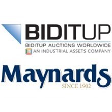 Biditup Auctions Worldwide, Inc./Maynards Industries - OLD