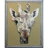 55 Items Mixed Lot - Brand New Interior Décor WallArt/Canvases, Approximate RRP £444.45