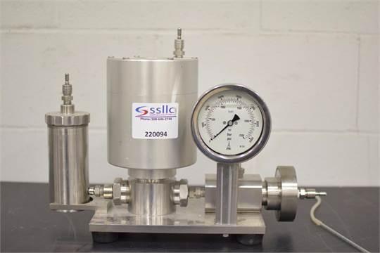 Avestin EmulsiFlex-C5 Emulsifier, Model: EmulsiFlex-C5, SN