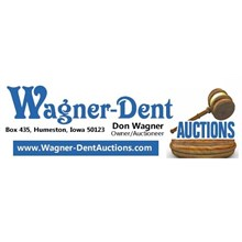 Wagner-Dent Auctions logo