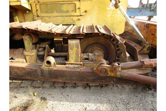 FIAT ALLIS 14C Dozer, 24'' Tracks, 13' Blade, sn: 652967