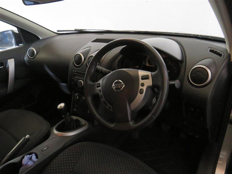 2007 Nissan Qashqai Acenta DCI 2WD *NON-RUNNER*- 1461cc - Image 8 of 9