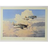 Lot 16 - Limited Edition print; 'Dawn til Dusk' by Richard Taylor, No 35 of 70,