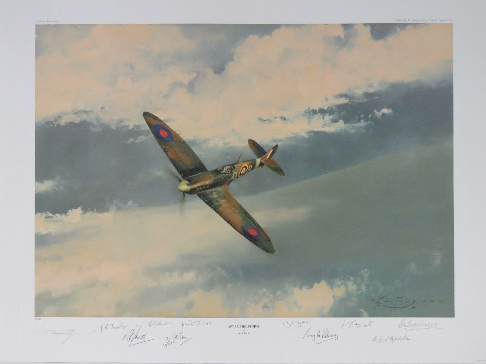 Lot 37 - Limited Edition print; 'After the Storm' by Robert Taylor, No 29 of 300,