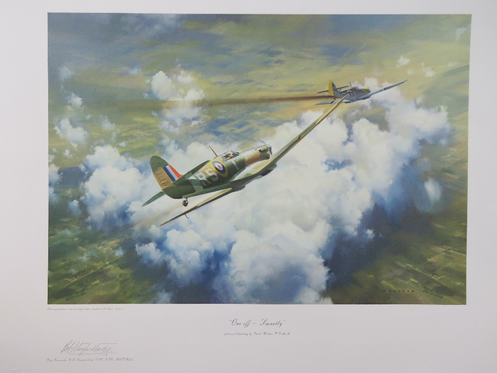 Lot 3 - Limited Edition print; 'One of Smartly' by Frank Wooton, No 399 of 650,