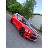 2017 CHEVROLET CAMARO SS 6.2 V8 8 SPEED AUTOMATIC, 19,200 MILES, 12 MONTHS MOT, JUST BEEN SERVICED