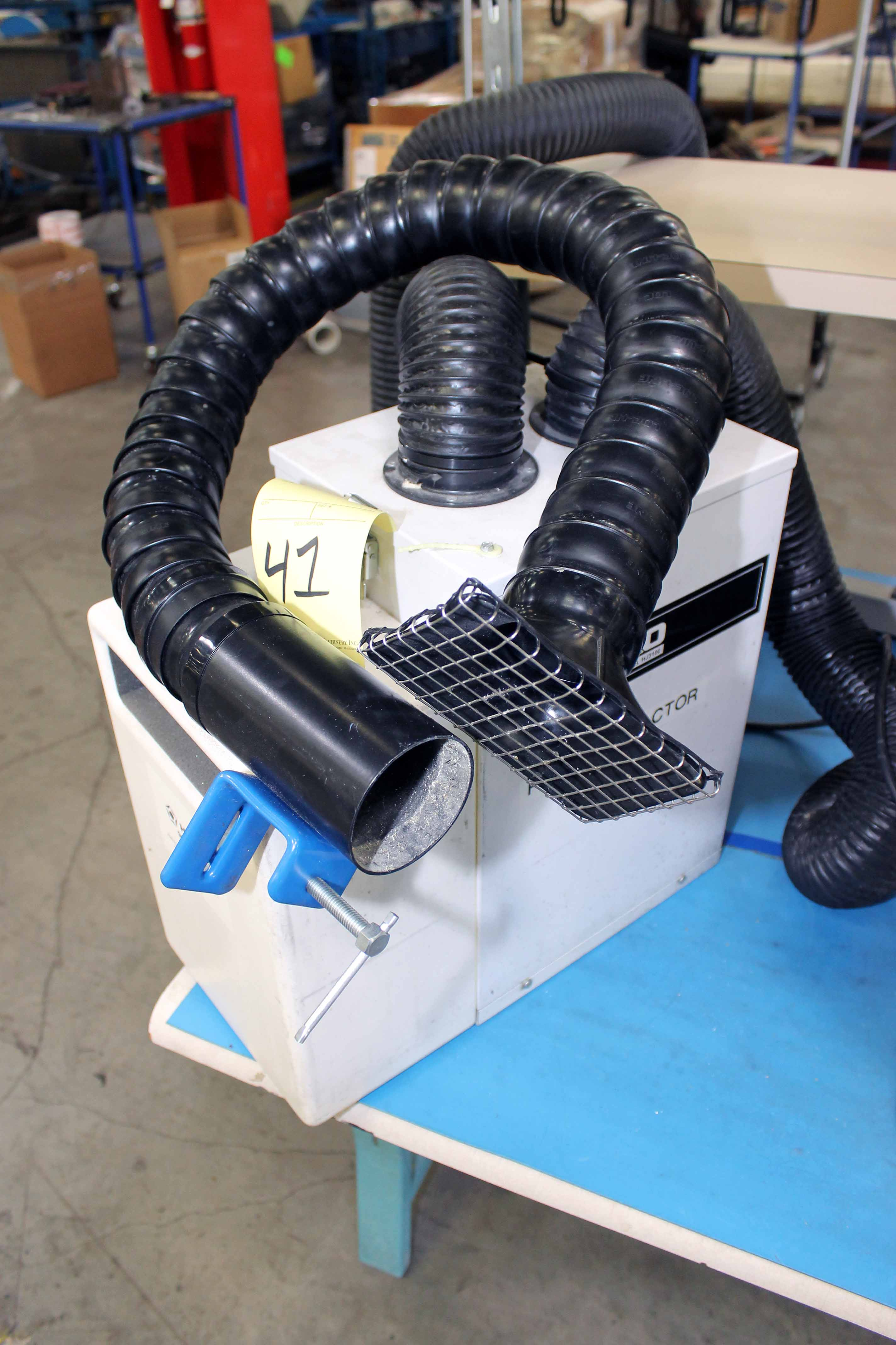 Lot 41 - FUME EXTRACTOR, HAKO MDL. HJ3100 (Location 1 - Techway)