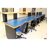 Lot 20 - LOT OF WORKSTATIONS (3) (located in the track room) (Location 2 - Fallstone A)