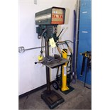 DRILL PRESS, POWERMATIC MDL. 1150, S/N 615S065 (Location 1 - Techway)