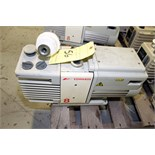 Lot 56 - ROTARY VANE VACUUM PUMP, EDWARDS MDL. RV-8 (Location 2 - Fallstone A)