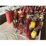 Fire Extinguisher, Qty. 14