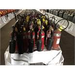Kidde CO2 Fire Extinguisher, Qty. 6
