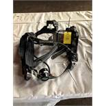 Scott Safety Harness and Carrying Pack For Oxygen Tank