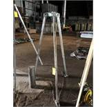Tripod Stand (No hoist attached)