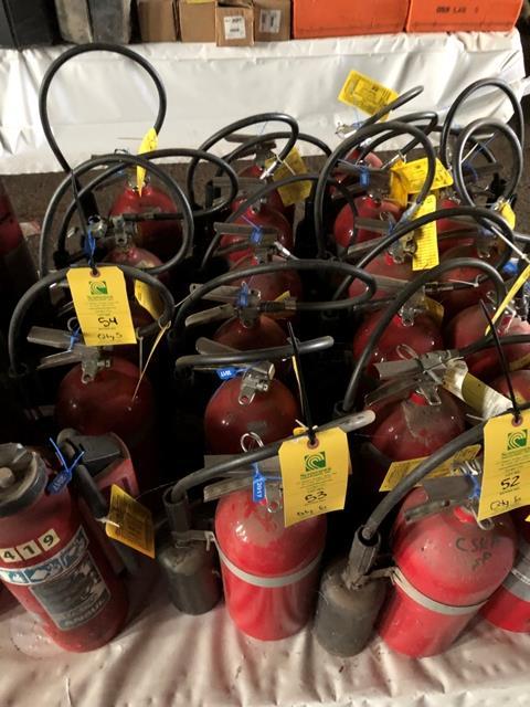 Buckeye Fire Extinguisher, Qty. 6