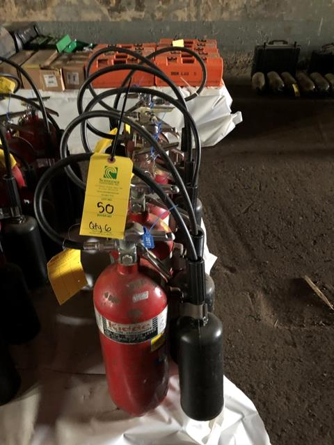 Kidde CO2 Fire Extinguisher, Qty. 6 - Image 2 of 5