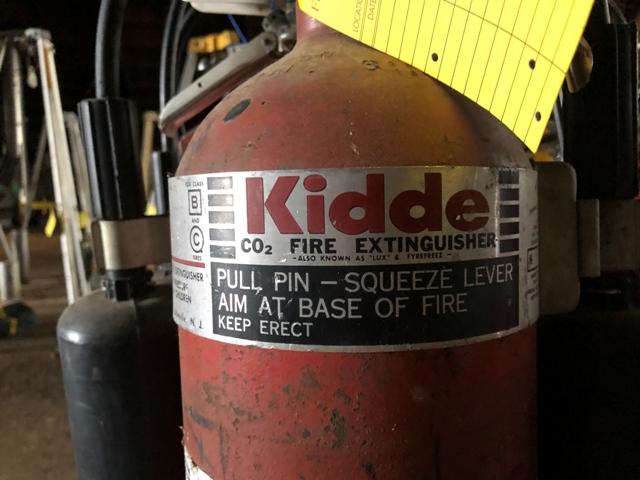 Kidde CO2 Fire Extinguisher, Qty. 6 - Image 3 of 5