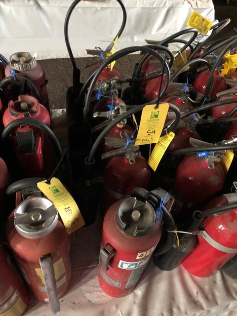 Buckeye Fire Extinguisher, Qty. 5 - Image 3 of 5