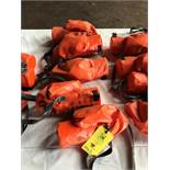 Scott Constant Flow Self Contained Breathing Apparatus, Qty. 5