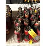 Fire Extinguisher, Qty. 11